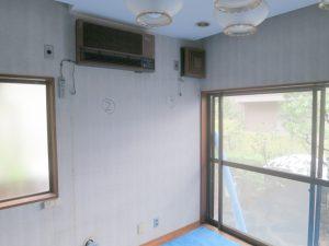 耐震改修と同時にサッシを取替え高断熱化